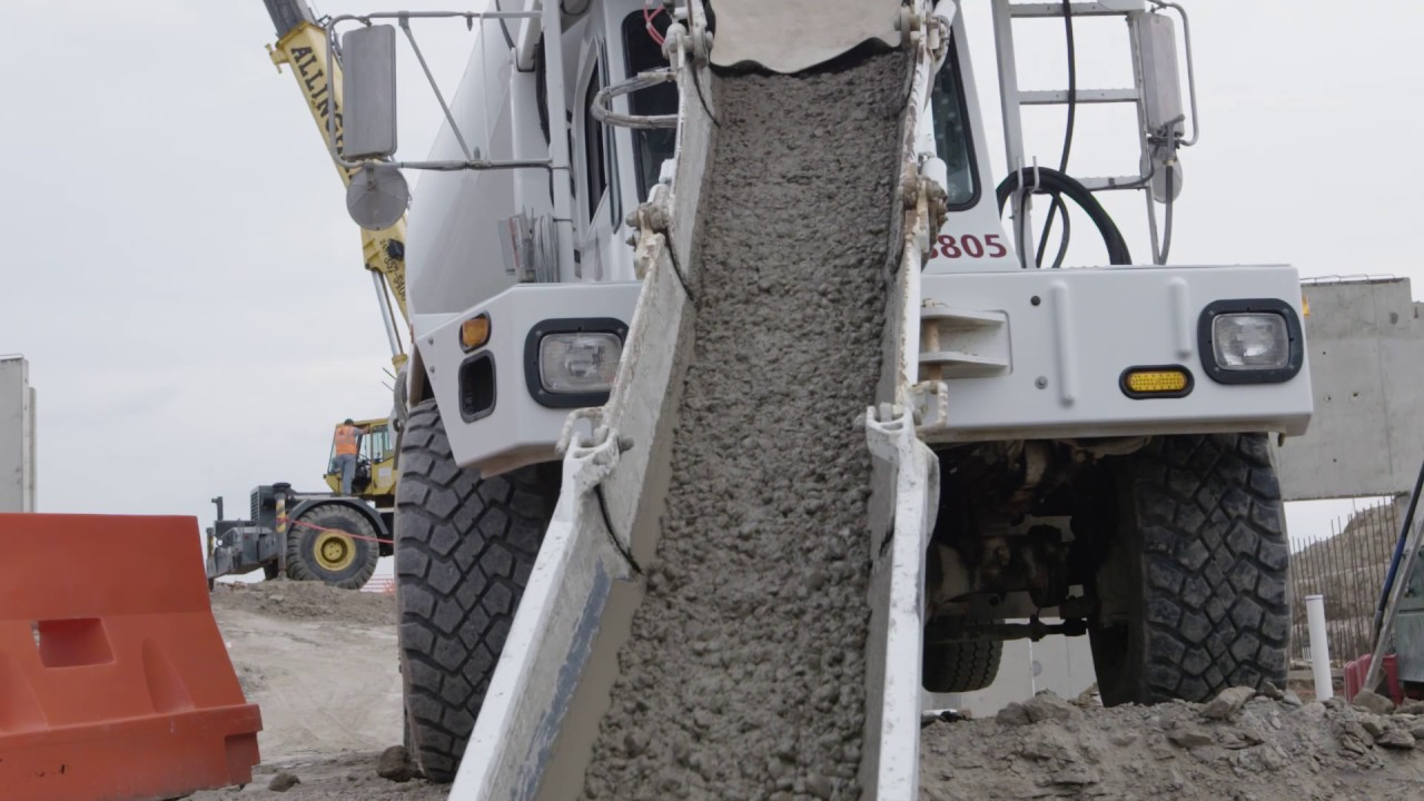 Ready Mix Specialty Concrete Mixes Michigan, Detroit Metro
