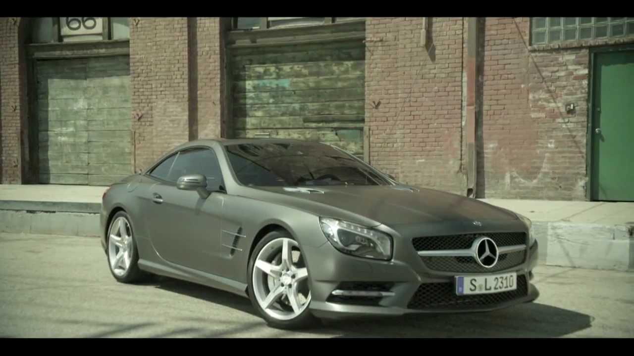 2017 Mercedes Benz Sl Cl Features Hardtop Convertible Sports Car