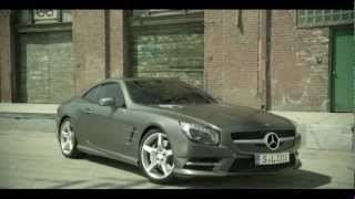 2013 Mercedes-Benz SL-Class Features -- Hardtop Convertible Sports Car