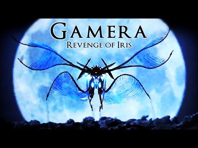 Gamera 3  - Revenge of Iris (Sci-Fi-Monsterfilm in voller Länge auf Deutsch, ganzer Sci-Fi Film)