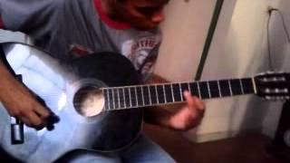 Como fazer uma guitarra chorar. violao GustavoDias