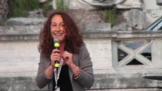 Movimento 5 Stelle Paola Taverna per Raggi Sindaco di Roma