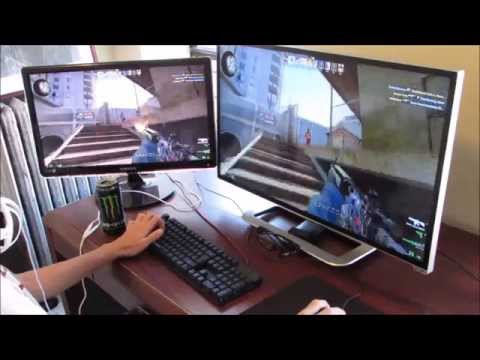 Tv Vs Monitor For Competitive Gaming!