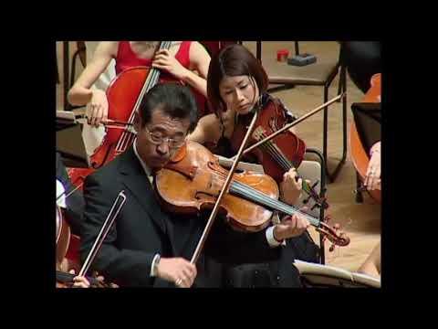 Mozart : Sinfonia concertante K.364(3rd Movement)/東京大学フォイヤーヴェルク管弦楽団/モーツァルト:ヴァイオリンとヴィオラのための協奏交響曲 第3楽章