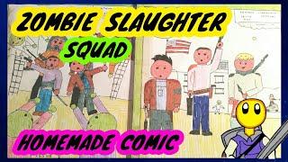 Homemade Comic Books!
