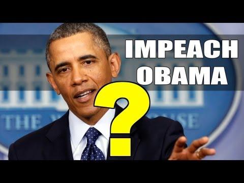 Impeach Obama for NSA Spying Program?