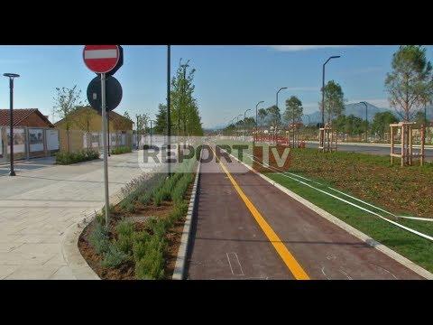 Report TV - Gati Bulevardi i Ri i Tiranës, inaugurohet të martën