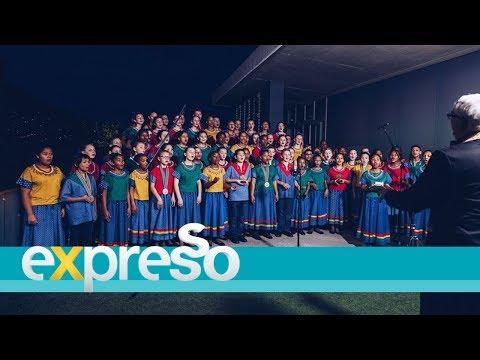 Tygerberg Children's Choir performs