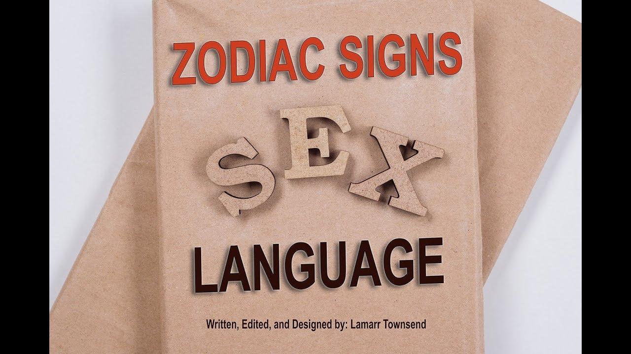 Zodiac sexology