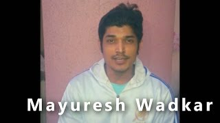 Mayuresh Wadkar | Magical Feets 2016 - contemporary dance workshop | Tantrum Dance Academy