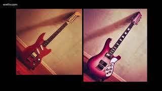 Guitars, music gear stolen from Slidell storage unit