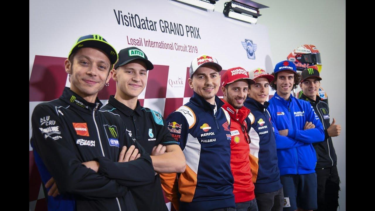 Image result for motogp press conference