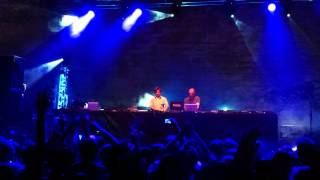 Laurent Garnier   29 juin 2012   Marseille Rock  Island   gnanmankoudji Remix