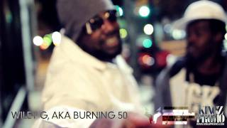 Burning 50 giving KingzPromo.com/JesseAdrian.com a personal drop Thumbnail