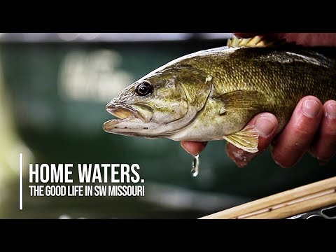 Ozarks On The Fly | VOL1 |  HOMEWATERS