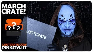 Loot Crate Unboxing - PLAYBACK!