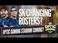 "SK Roster Might Change Soon, S1mple Ends His ""Chapter"", OpTic Gaming eSports Stadium and More!"