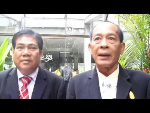 บรรยากาศการประชุมใหญ่ของสสส แห่งชาติ ราชศุภมิตรเมืองกาญจนบุรี
