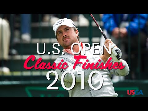 U.S. Open Classic Finishes: 2010