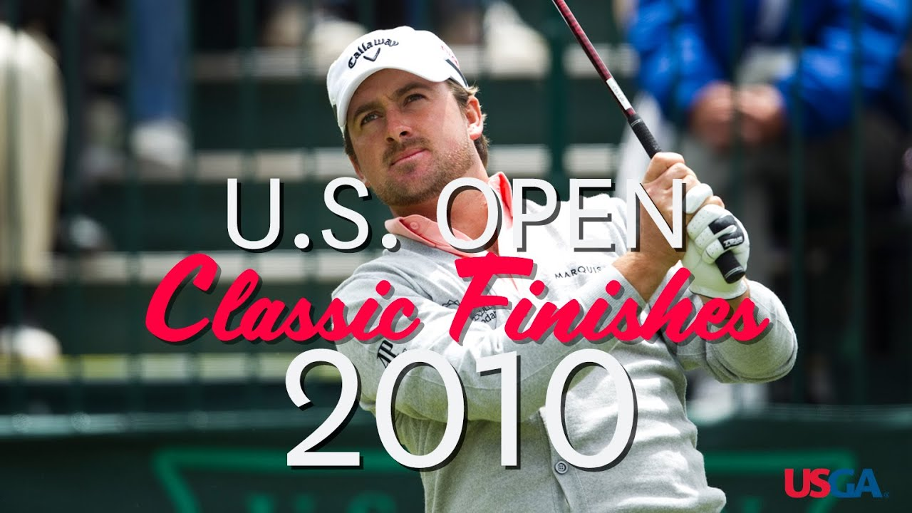U.S. Open Classic Finishes: 2010