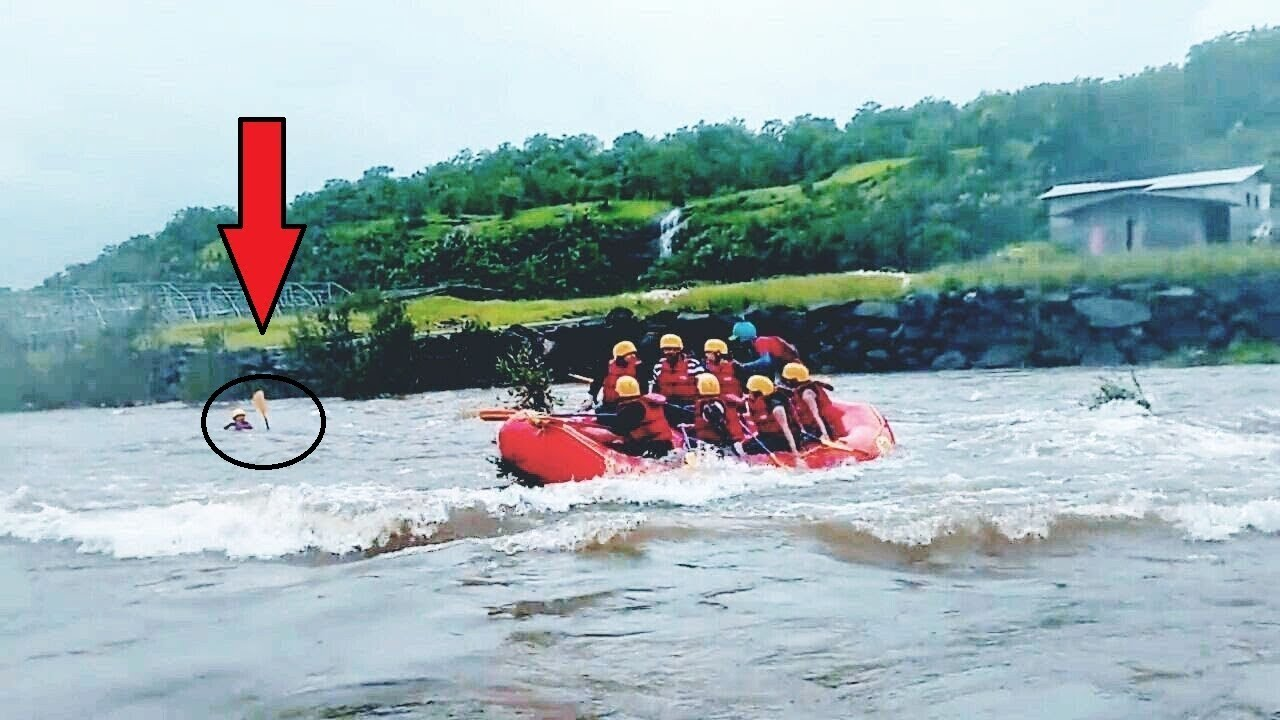 River Rafting At Kolad 2017 Youtube