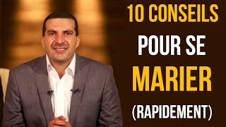 10 conseils pour se marier (rapidement) - Dr. Amr Khaled(, 2014-07-27T02:45:13.000Z)
