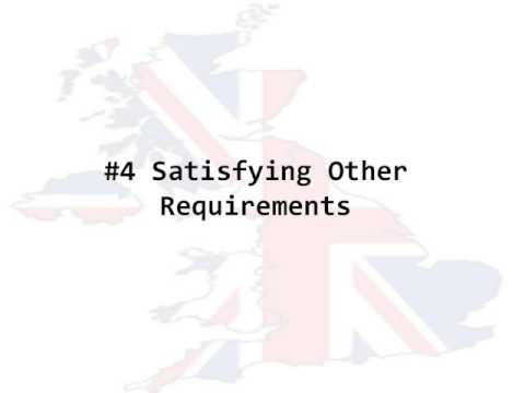 Steps to Become a British Citizen