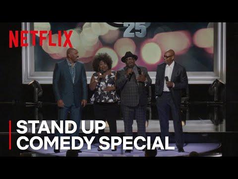 Def Comedy Jam 25    HD  Netflix