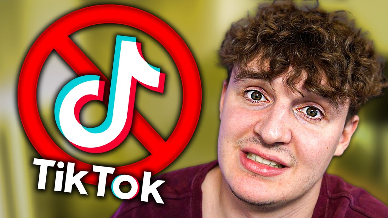 tik tok has been banned... (again)