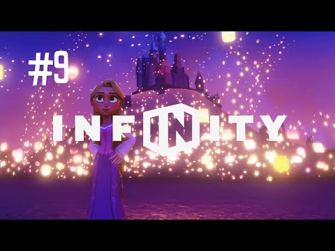 TANGLED ADVENTURE - DISNEY INFINITY (EP.9)