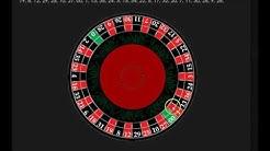 Roulette Wheel-American