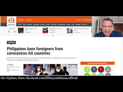 Travel Restrictions for Manila, Bohol & Davao from YouTube · Duration:  16 minutes 57 seconds