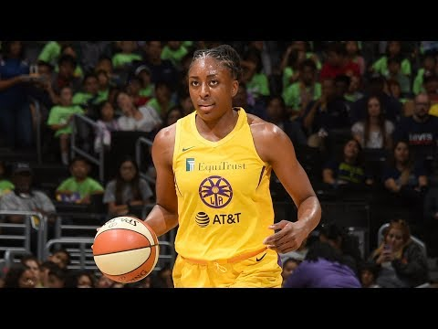 Nneka Ogwumike Leads Sparks Past Wings