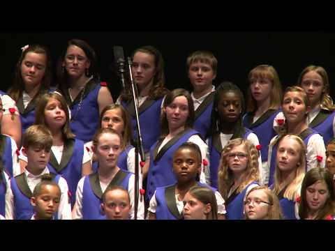The 27th Annual Frederick County Elementary Honors Chorus