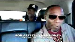 "Ron Artest Rap ""champions"""