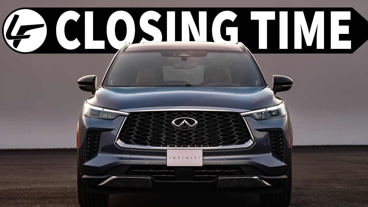 *UNTHINKABLE*  Infiniti wants to CLOSE its Dealerships...