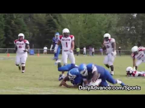 The Daily Advance sports highlights | College Football | Shaw at Elizabeth City State