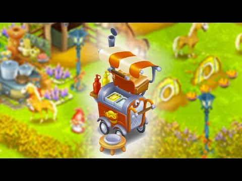 Spending 650000 Coin To Buy Hot Dog Stand Machine In Hay Day Level 80 | Part 02 - Freedom Farm