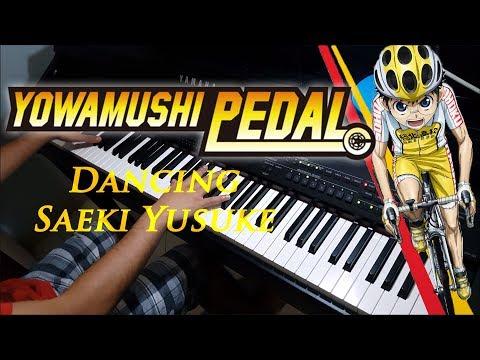 [ Yowamushi Pedal GLORY LINE ] Dancing ~ Saeki Yusuke