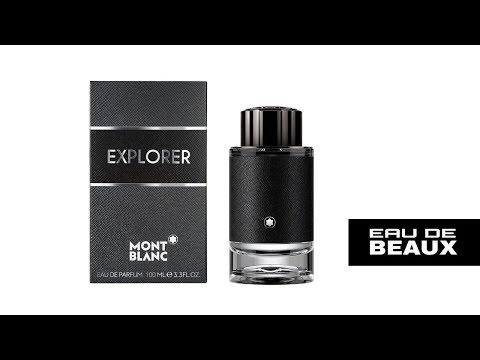 Explorer montblanc