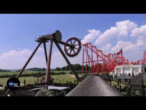 ENERGY NEWS Testing Attractions - Aztec Swing 3. WYDANIE