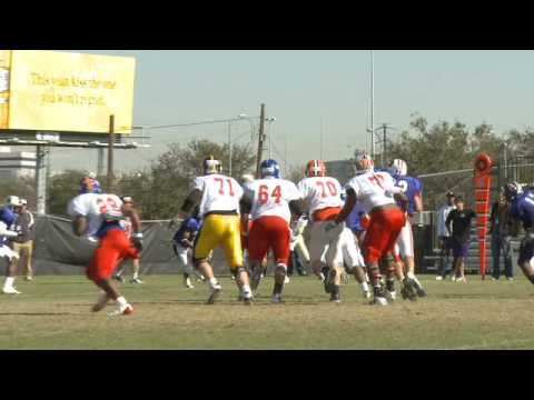 Chase Daniel - Washington Redskins - Draft Video Profile