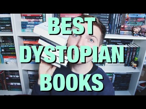 RECOMMENDING DYSTOPIAN BOOKS