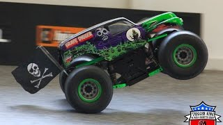 Modified Monster Truck Freestyle from August 23, 2015 - Trigger King R/C Monster Trucks