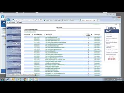 T2C1 Invoice Entry and Processing Textura, IPM and Lien Waivers