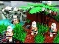 Lego Star Wars Republic Training Outpost MOC