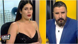 Usted no ha jugado ni a las canicas le dice Carolina Padrón a Álvaro Morales | Calla y Escucha