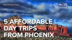 OOH Arizona Adventure! 5 affordable day trips from Phoenix