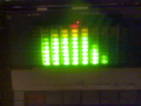 10 полосный анализатор спектра