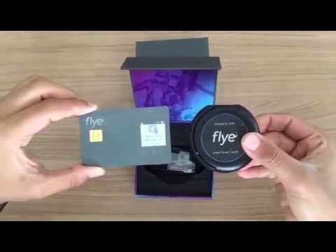 WorldVentures   Flye Smart Card  What's in the Box